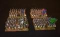 Русская пехота 1812 год Perry Miniatures 28 mm Plastic sets.