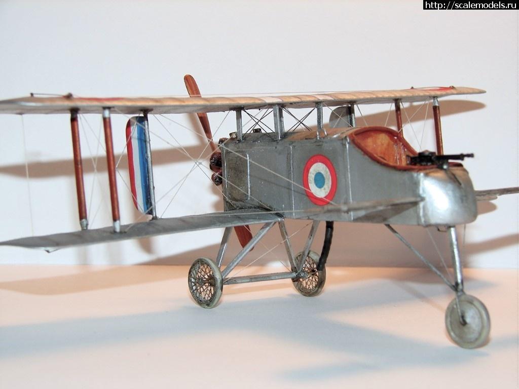 #1410771/ Nieuport Mite 1/48 самодел Готово Закрыть окно