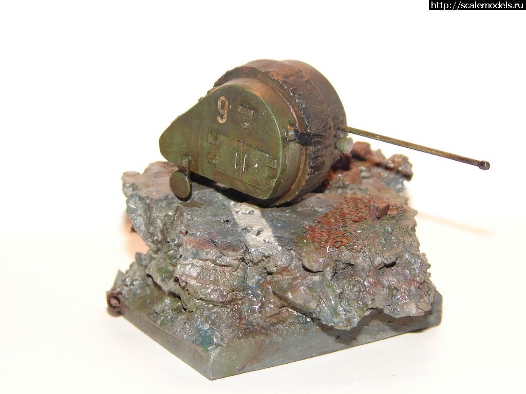 #1410773/ Истребитель танков  Гальперина - СИГ 1/72 Готово Закрыть окно
