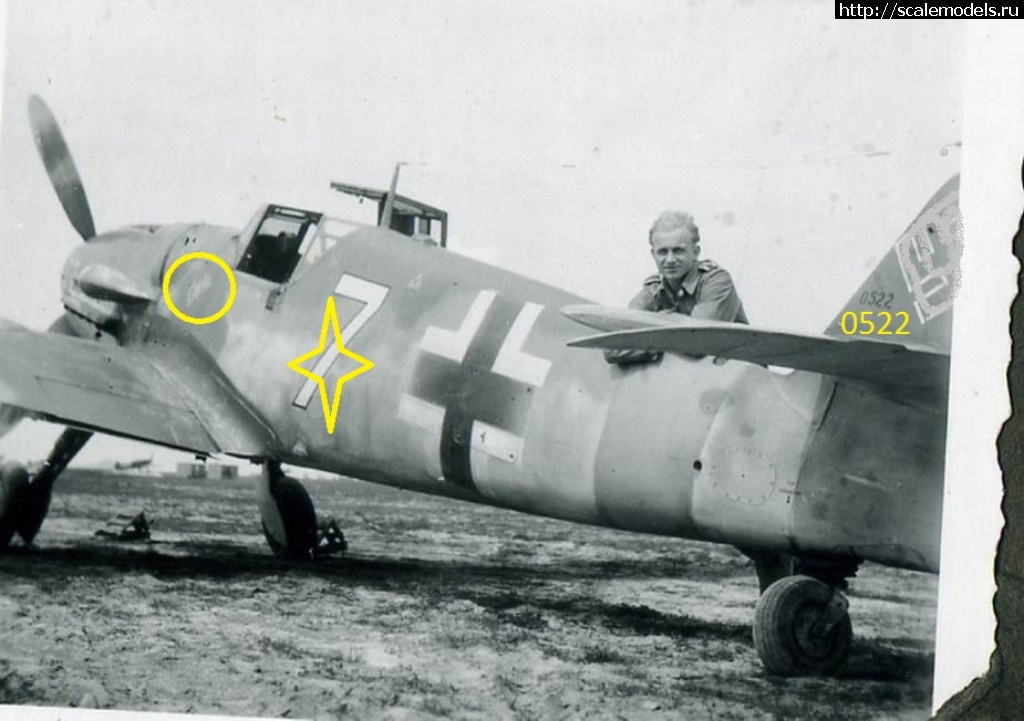 #1412462/ Bf-109 c Jumo-213E-1 ГОТОВО Закрыть окно