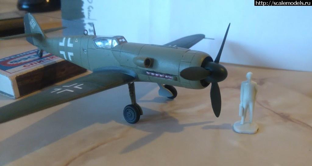 #1412970/ Bf-109 c Jumo-213E-1 ГОТОВО Закрыть окно