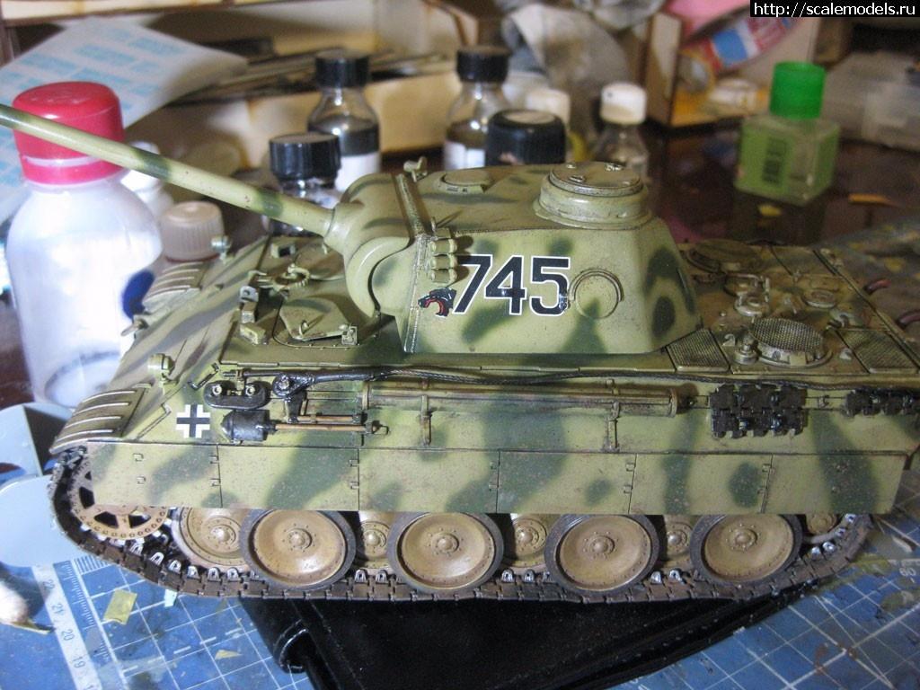 #1413483/ Modelcollect 1/72 E-50 Flakpanzer with FLAK 55 Готово! Закрыть окно