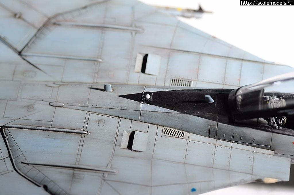 #1414415/ HobbyBoss 1/72 F-14D Super Tomcat(#11402) - обсуждение Закрыть окно