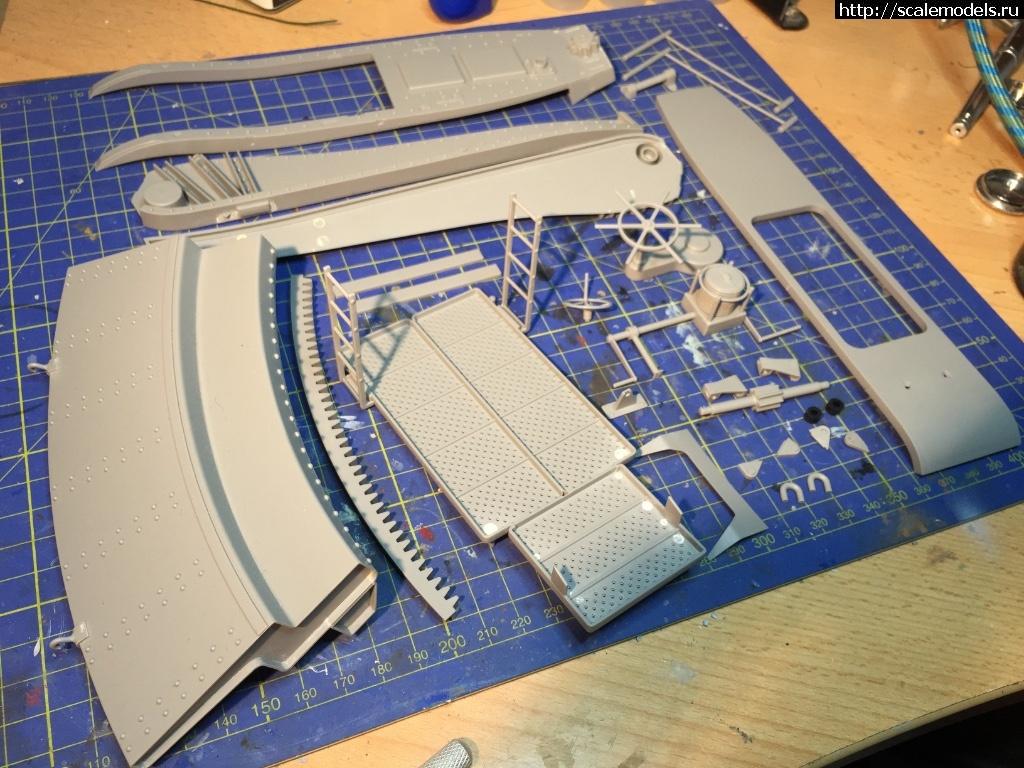 #1415182/ Krupp 420mm Big Bertha (Dicke Bertha) - Takom 2035 - 1:35 Закрыть окно