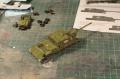 Звезда 1/72 ИСУ-122