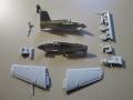 Обзор Tamiya 1/100 Me-262 + Me-163
