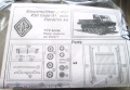 Обзор ACE 1/72 Raupenschlepper Ost RSO/01 with flotation kit