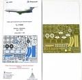 Анонс Микродизайн 1/144 набор деталировки на Ту-154М от Звезды