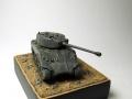 Звезда 1/100 M4A2(76)W Sherman