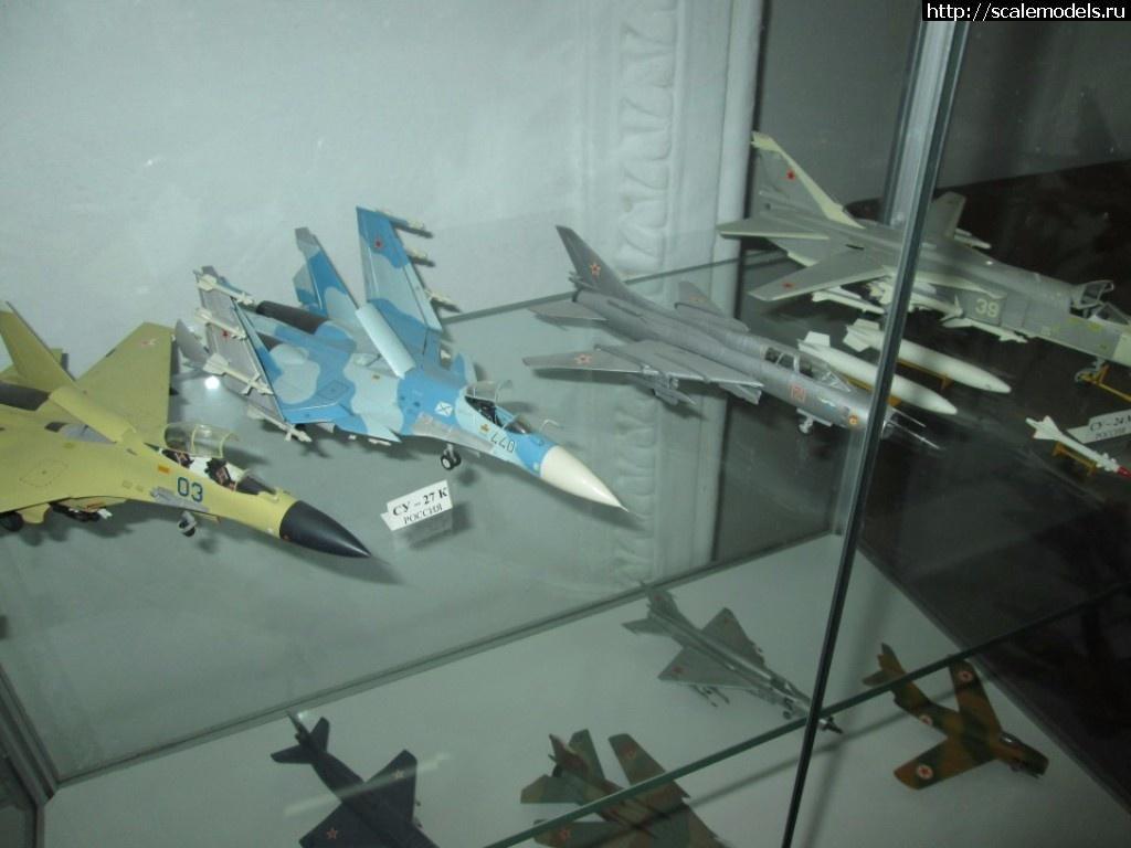 Фото отчет о выставке моделей авиации в Котласе, 2017 Закрыть окно