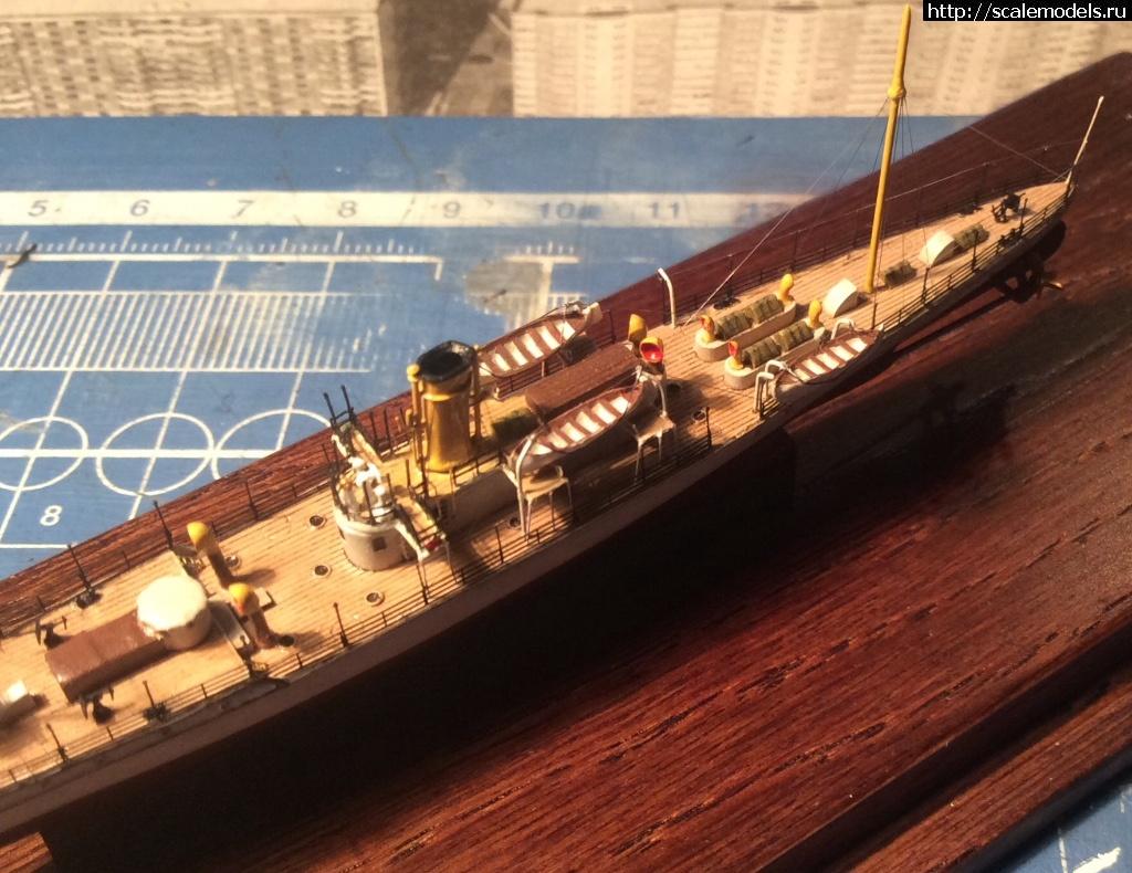 #1419512/ Опытная канонерская лодка USS Vesuvius Закрыть окно