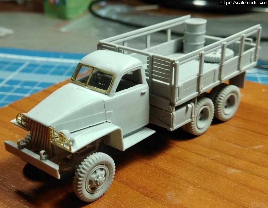 #1419817/ Кабины и колеса грузовиков 1/72 от Т...(#10358) - обсуждение Закрыть окно