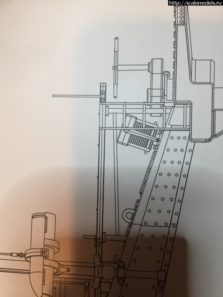 #1419887/ Krupp 420mm Big Bertha (Dicke Bertha) - Takom 2035 - 1:35 Закрыть окно