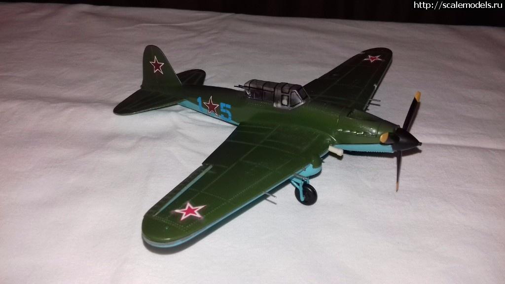 #1419965/ Изучаю спрос - металлические модели самолетов ВОВ - СССР Закрыть окно