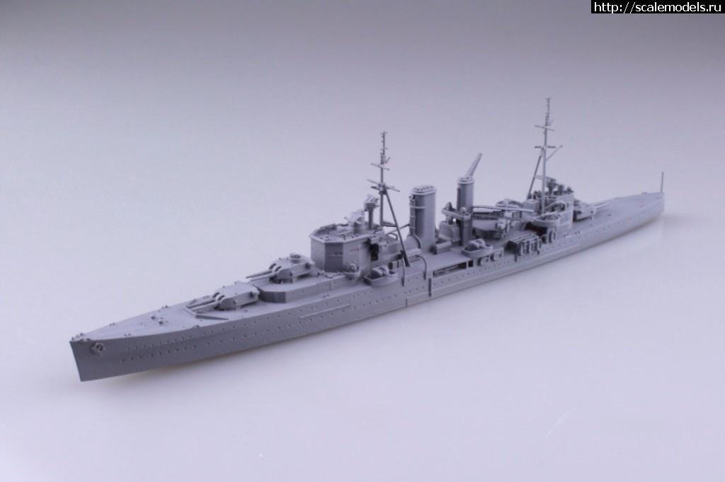 Анонс Aoshima 1/700 тяжелый крейсер HMS Exeter Закрыть окно
