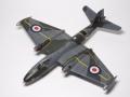 Frog /Novo 1/72 E. E. Canberra B(I) Mk.8 - Леди КАНБЕРРА