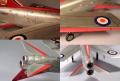 Airfix+CMK/Неомега 1/48 BAC Lightning T.4
