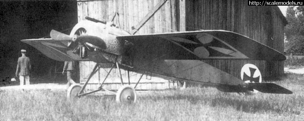 #1430295/ Wingnut Wings 1/32 Fokker E.I (ранний).(#11551) - обсуждение Закрыть окно