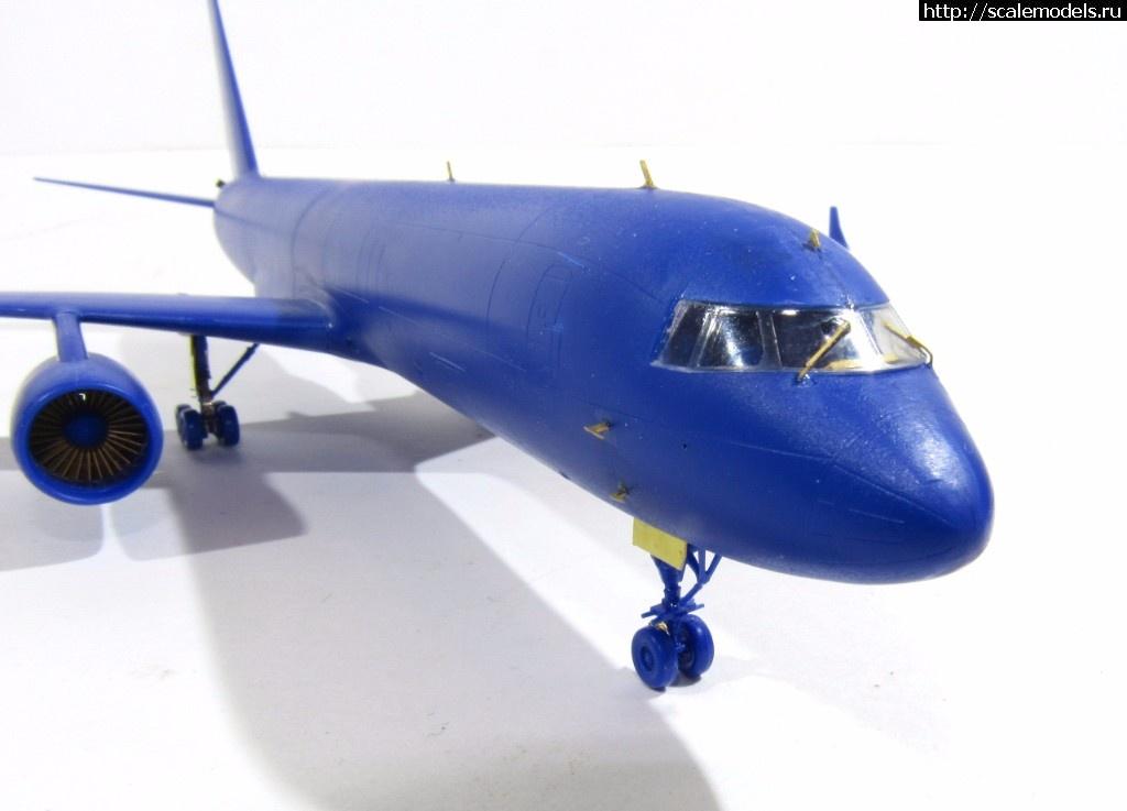 Анонс Микродизайн 1/144 набор деталировки для Ту-204 Почтолет от Звезды Закрыть окно