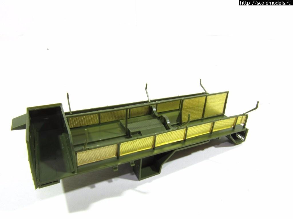 Анонс Микродизайн 1/72 набор деталировки для Искандер-М Закрыть окно