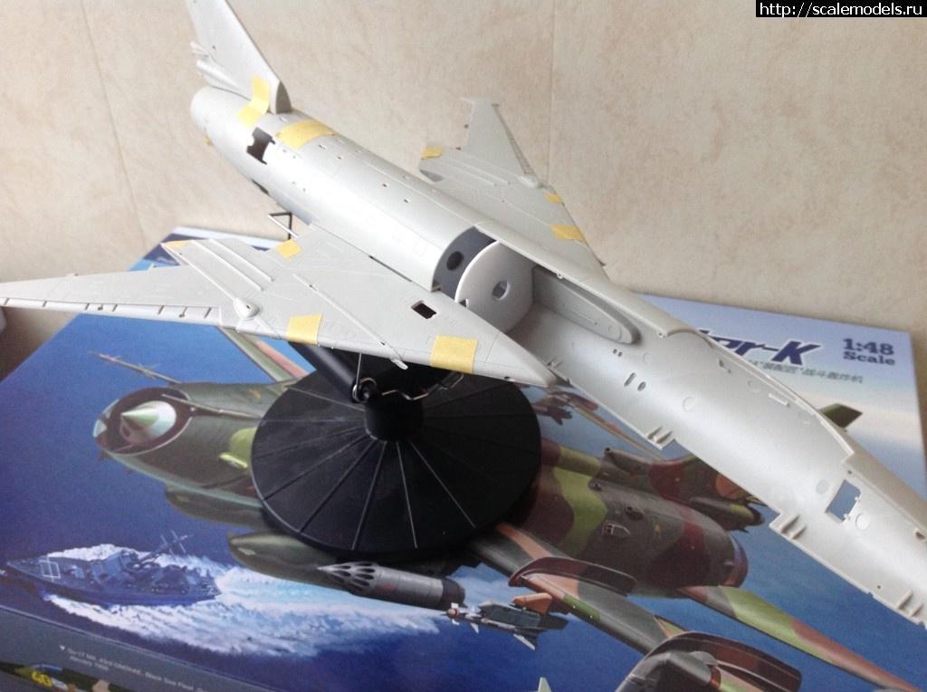 #1432693/ Анонс KH80144 Su-17M3.M4 1/48 (#10097) - обсуждение Закрыть окно