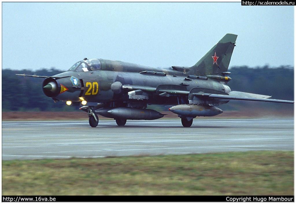 #1432735/ Анонс KH80144 Su-17M3.M4 1/48 (#10097) - обсуждение Закрыть окно