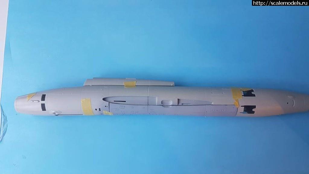 #1432720/ Анонс KH80144 Su-17M3.M4 1/48 (#10097) - обсуждение Закрыть окно