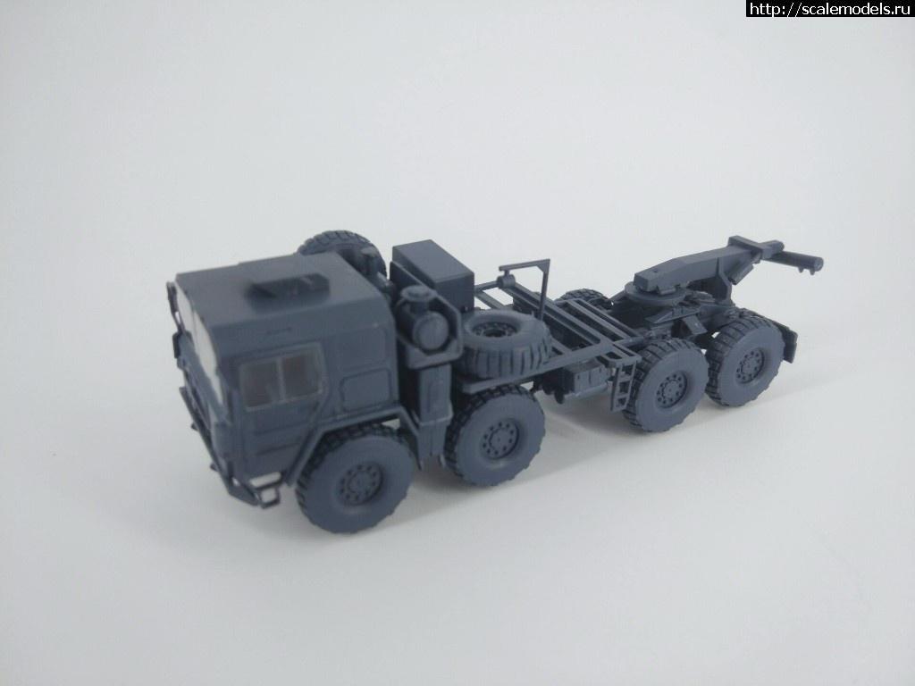 Анонс Modelcollect 1/72 MAN 8х8 M1001, M1013, M1014 - тестовая сборка Закрыть окно