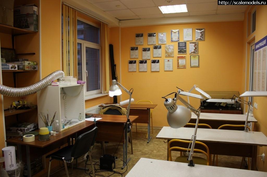 Клуб стендового моделирования Бронемастер, СПб Закрыть окно