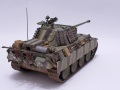 Dragon 1/35 Panther Ausf.G w/FG 1250 - Кошка на закате