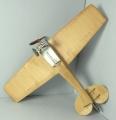 Amodel 1/72 Nieuport-II - переделка