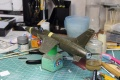 Monogram 1/72 F-105G Thunderchief