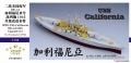 Новинки Five Star Models 1/700 USS California 1945 и IJN Fubuki-class destroyer (Early type)