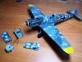Конверсия Звезда/Vector 1/48 Bf-109G-2