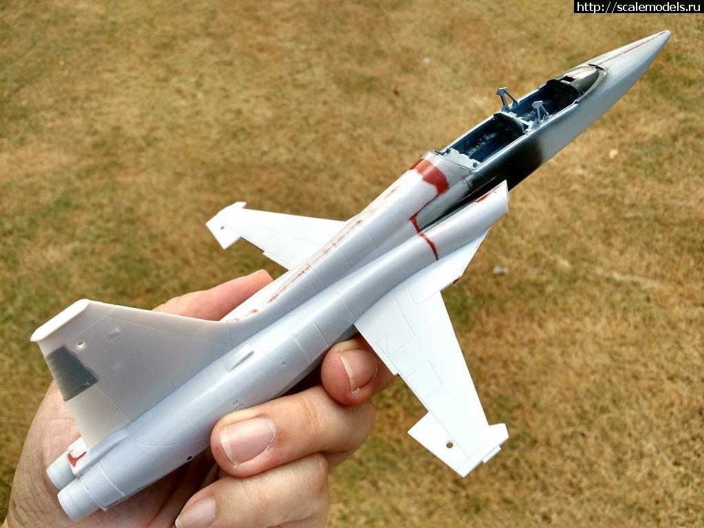 "F-5A ""Freedom Fighter"" 1/48 Kinetic Закрыть окно"
