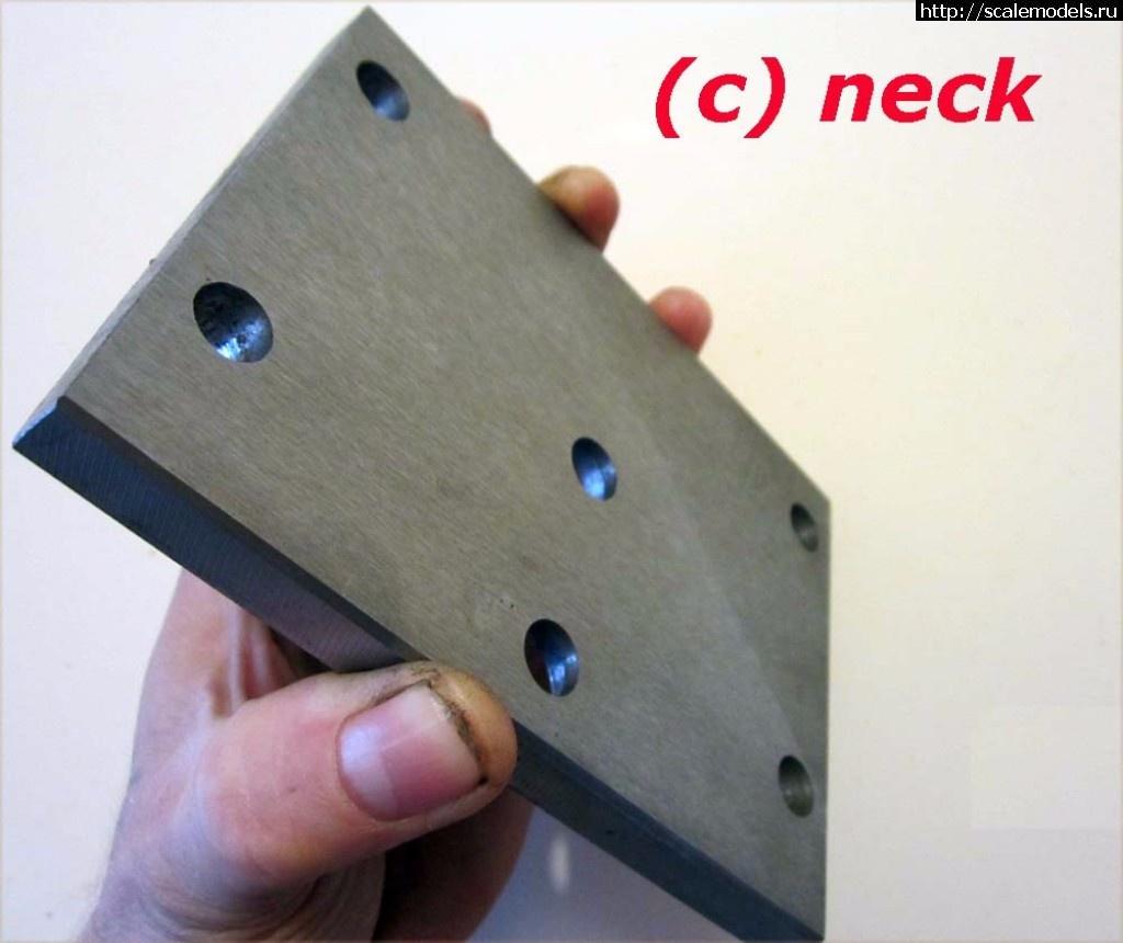 Как сделать металлические пластины 653