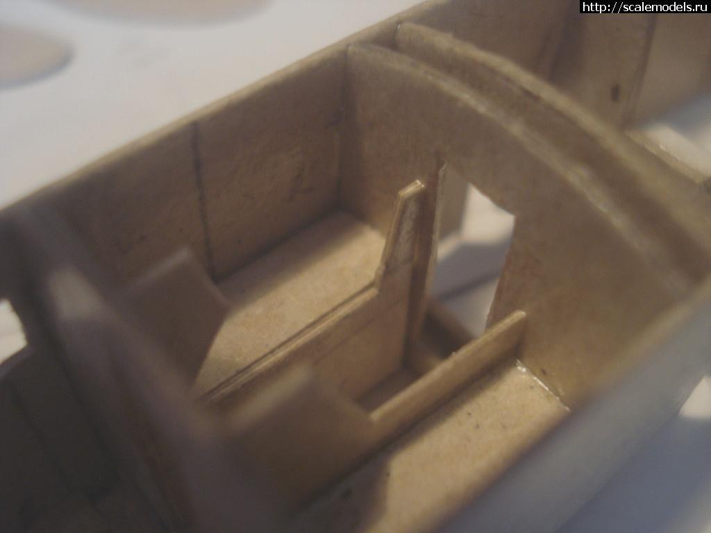"""""""ТБ-1"""", 1/72, самодельный из картона, ГОТОВО!!! Закрыть окно"""