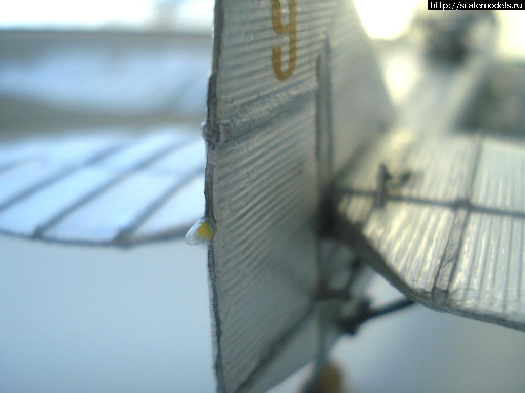 """#1440849/ """"ТБ-1"""", 1/72, самодельный из картона, ГОТОВО!!! Закрыть окно"""