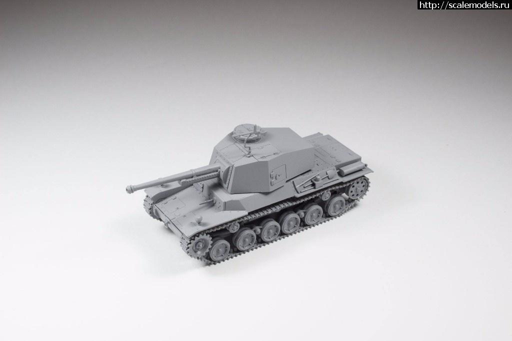 Анонс IBG Models 1/72 японский средний танк Type 3 Chi-Nu  Закрыть окно