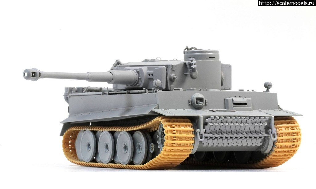 Анонс Dragon 1/35 Tiger I Early Production TiKi Das Reich Division (Battle of Kharkov) Закрыть окно