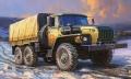 Анонс Звезда 1/35 Урал-4320 - литники и тестовая сборка