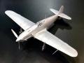 Ki-61 от Tamiya в масштабе 1/72