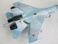 HobbyBoss 1/48 Су-27П, аэродром ДЗЕМГИ