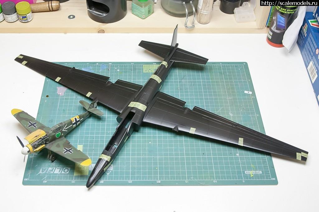 Lockheed Martin U-2R Senior Span (Italeri, 1:48) - Готово Закрыть окно