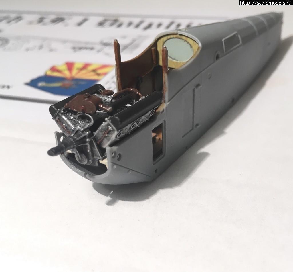 #1445656/ Sopwith 5F1 Dolphin 1/48 Copper State Models Закрыть окно