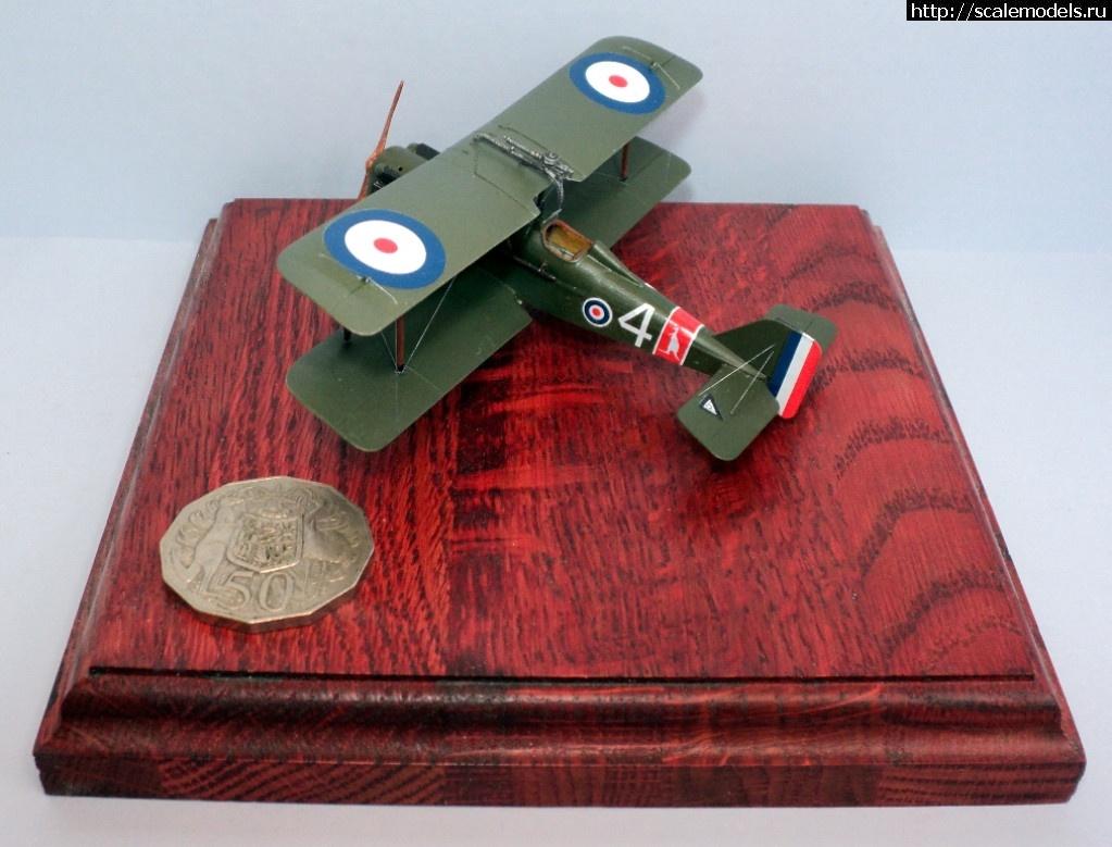 #1445866/ RAF SE5a Australian Flying Corps (AFC) Roden 1/72      готов Закрыть окно