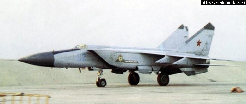 #1446239/ Kittyhawk 1/48 МиГ-25ПД(#11714) - обсуждение Закрыть окно