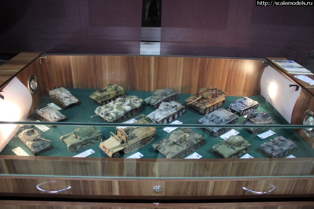 Выставка масштабных моделей и ВИМ в клубе ПМК Аквамарин ПМЦ Охта Закрыть окно