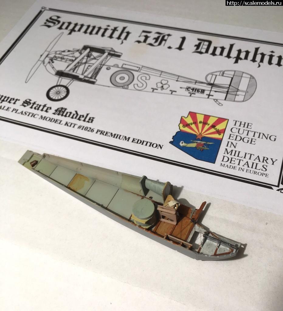#1446385/ Sopwith 5F1 Dolphin 1/48 Copper State Models Закрыть окно