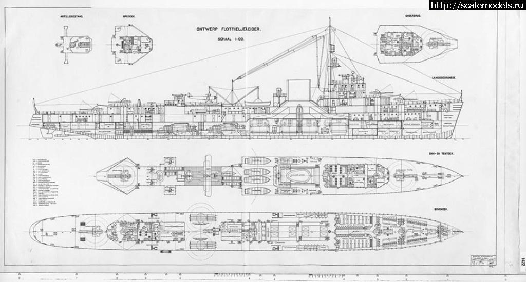#1447218/ КомБриг 1/700 Tromp - Лёгкий крейсер(#11589) - обсуждение Закрыть окно
